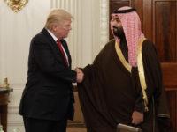AS Enggan Menyerang Iran, Putra Mahkota Saudi Kecewa Berat