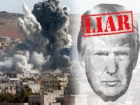Serangan ke Suriah dan Kebohongan Lain Amerika