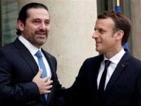 Macron Akui Arab Saudi Tahan PM Lebanon Akhir November Lalu