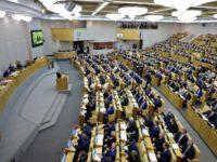 Majelis Duma Rusia Sahkan Embargo atas AS