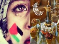 Puasa, Ingatlah Saudara-Saudara Kita di Palestina