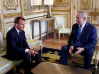 Macron: Tak Perlu Rayakan Pemindahan Kedubes yang Sebabkan Pembantaian