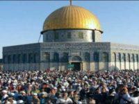 Israel Minta Bantuan Mesir untuk Minimalkan Dampak Demo Hari Al-Quds di Gaza