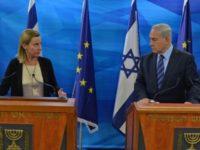 Netanyahu Enggan Temui Mogherini, Lawatan Delegasi Eropa ke Al-Quds Dibatalkan