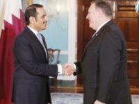 AS Tekan Qatar untuk Bergabung dengan Koalisi Anti-Iran