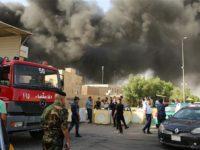 Pemerintah Irak Amankan Empat Orang Terduga Pelaku Pembakaran Kotak Suara