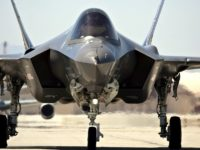 In this photo released by Lockheed Martin, an F-35 fighter taxis at Edwards Air Force base, May 12, 2012. The U.S. Air Force is admitting giving out wrong information on public support for basing the F-35 fighter jet in Burlington. In a revised draft environmental impact statement, the Air Force said last month it had received 913 public comments on the proposal to base up to 24 of the next-generation fighter jets at the Burlington International Airport, and that 80 percent of them were in support, with 20 percent opposed. The Air Force now says it got those numbers wrong, and that public comments actually ran 65 percent against basing the F-35 in Burlington, with 35 percent in favor. (AP Photo/Lockheed Martin)