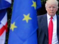 Mengejutkan, Trump Minta Tarif Bea Cukai Eropa Dihapus