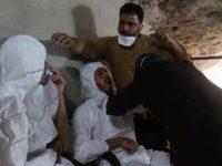Jurnalis AS: Saudi Berikan Gas Sarin kepada Teroris di Ghouta Timur