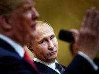 Trump Lontarkan Ancaman kepada Putin