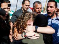 Delapan Bulan Ditahan Israel, Ahed Tamimi dan Ibunya Akhirnya Bebas
