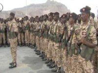 Sebagian Tentara Sudan Tinggalkan Yaman