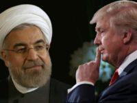 Setelah Main Gertak, Trump Akhirnya Malah Mengaku Tak Ingin Berperang dengan Iran