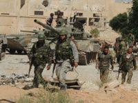 Bebaskan Banyak Daerah, Tentara Suriah Berusaha Buka Jalur Internasional Aleppo-Damaskus