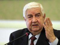 Jika Intervensi Asing Dihentikan, Suriah Siap Berunding dengan Oposisi