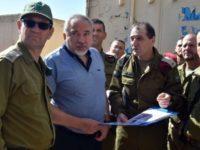 Lieberman Tolak Solusi Dua-Negara dari Trump