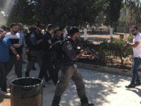 Polisi Israel Tembak Seorang Palestina di Yerussalem
