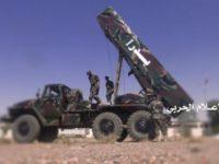 potret Rudal Badr-1 buatan Yaman
