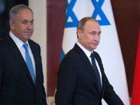 Putin Tak Sudi Temui Delegasi Israel