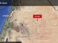 Israel Menyerang Kamp Militer Suriah dari Zona Udara Yordania