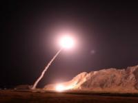 IRGC Gempur Basis Teroris Al-Ahvaziyeh dengan Rudal dan Drone