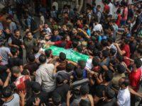 Warga Gaza Kubur 3 Jenazah Orang Palestina yang Dibunuh Israel