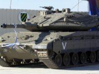 Balas Budi Netanyahu, Saudi Beli 500 Tank Merkava