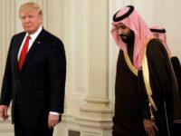 Trump: Terima Kasih, Saudi. Tapi …