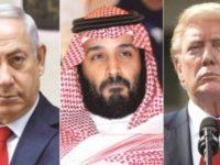 Narsisme, Karakter Gabungan antara Trump, Bin Salman, dan Netanyahu