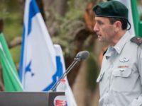 Jenderal Israel Peringatkan Potensi Pertempuran di Perbatasan