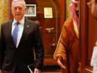 Biaya Perang Yaman, Pentagon Tagih 331 Milyar Dolar dari Saudi dan UEA