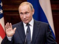 Putin: AS Sudah Sejak Lama Melanggar INF