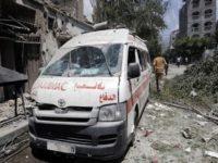 Jet-jet Saudi Serang Mobil Ambulans di Utara Yaman