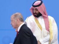 Erdogan: Kekerasan Israel Mendapat Motivasi dari Sebagian Negara Arab