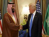 Urung Serang Iran, AS Berunding Dengan Saudi