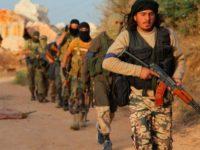 Moskow: 23 Ribu Teroris Binasa di Suriah Sepanjang 2018