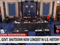 Shutdown Pemerintahan Trump Pecahkan Rekor di AS