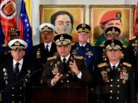 Tentara Venezuela Deklarasikan Dukungan untuk Maduro