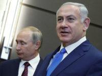 Netanyahu Dijadwalkan Akan Lakukan Pertemuan dengan Putin