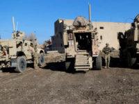 Pangkalan AS Diserang Roket di Irak, 8 Terluka