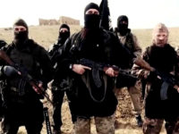 Ilustrasi kelompok teroris ISIS