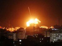 Pejuang Palestina Lesatkan Roket Lagi ke Israel