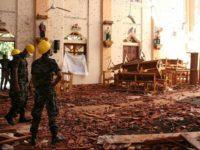 Otak Pengeboman Gereja di Srilanka Telah Diidentifikasi