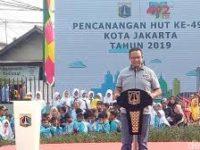 Anies: Wajah Baru Jakarta Bukan Hanya Fisik Tapi Juga Gagasan