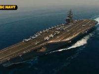 IRGC Ancam Hancurkan Kapal Induk AS