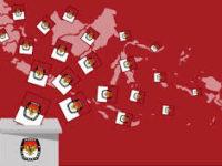 Hitung manual KPU Sudah Selesaikan 24 Kabupaten dan Kota