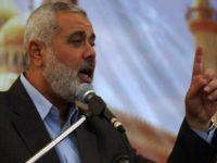 Haniyeh: Kami Hanya Membendung Agresi, Bukan Mengobarkan Perang Baru