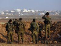 Roket Palestina Paksa Israel Bangun Benteng Pasir