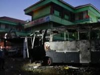 Asrama Brimob Diserang, Mobil Polisi Dibakar