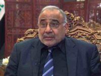 Perdana Menteri Irak Mengaku Mengundurkan Diri demi Meredakan Situasi